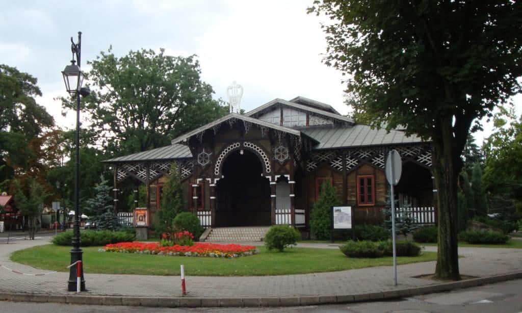 ciechocinek - Teatr Letni