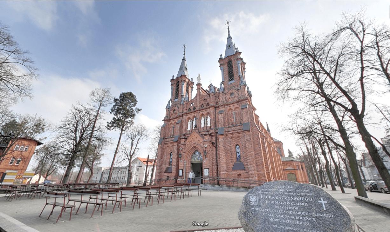 kościół ciechocinek - Kościół Świętych Apostołów Piotra i Pawła