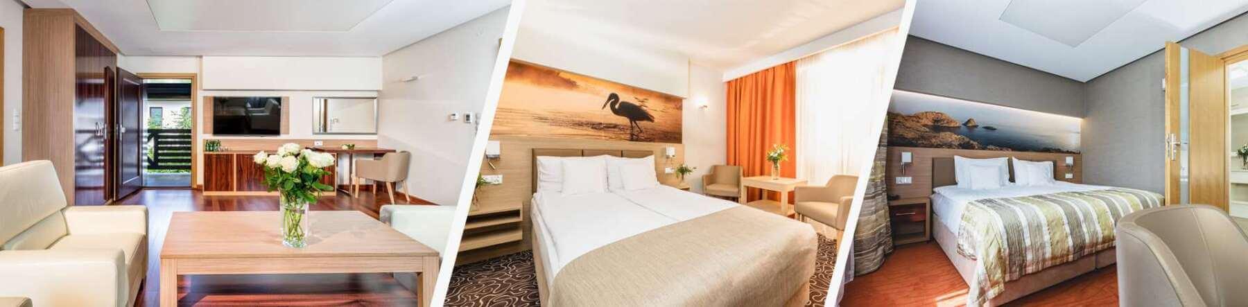 Hotel Amazonka Ciechocinek