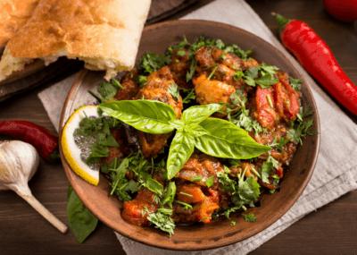 restauracja gruzińska ciechocinek - Kuchnia gruzińska